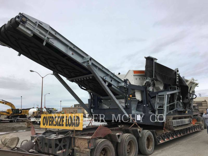 METSO CRIBAS ST2.8 SCRN equipment  photo 3
