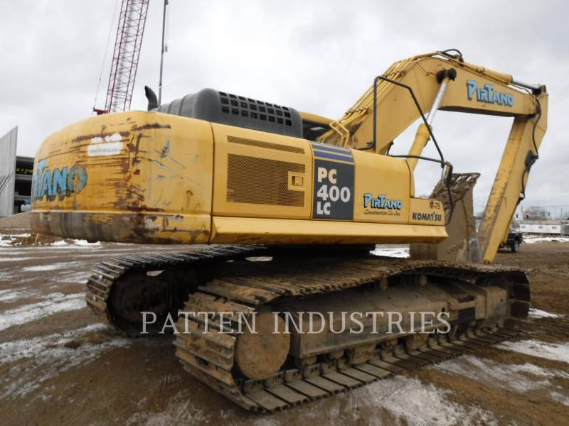 KOMATSU EXCAVADORAS DE CADENAS PC400LC-7L equipment  photo 3