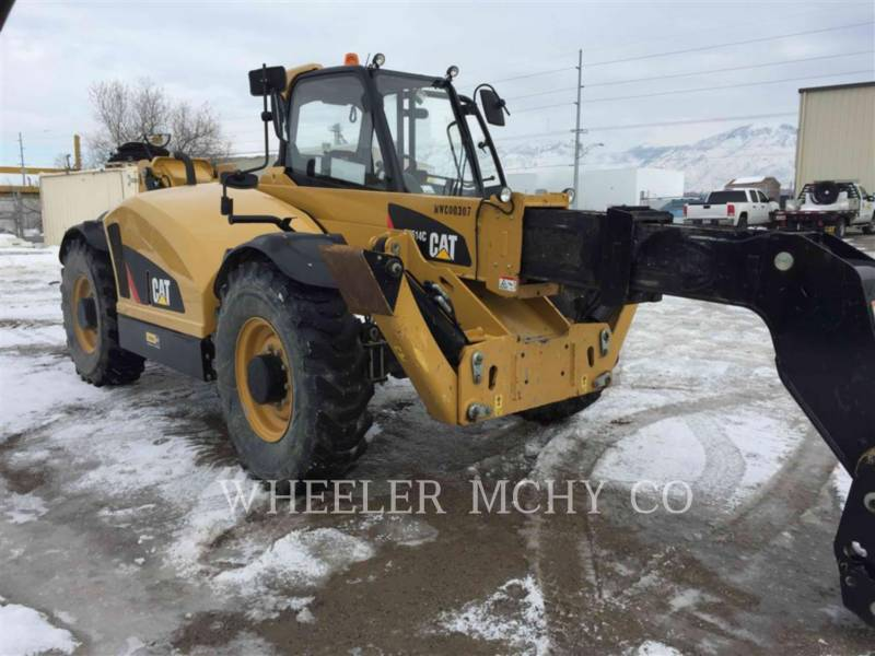 CATERPILLAR TELEHANDLER TH514C CB equipment  photo 2