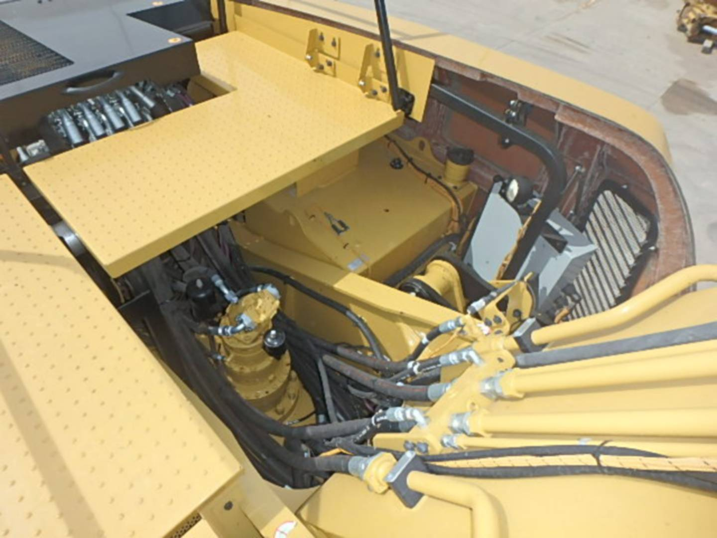 Used 2015 Caterpillar Mh3037 For Sale Whayne Cat