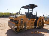 CATERPILLAR TANDEMVIBRATIONSWALZE, ASPHALT CB66B equipment  photo 4