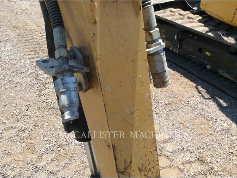 CATERPILLAR TRACK EXCAVATORS 302.7DCR equipment  photo 11