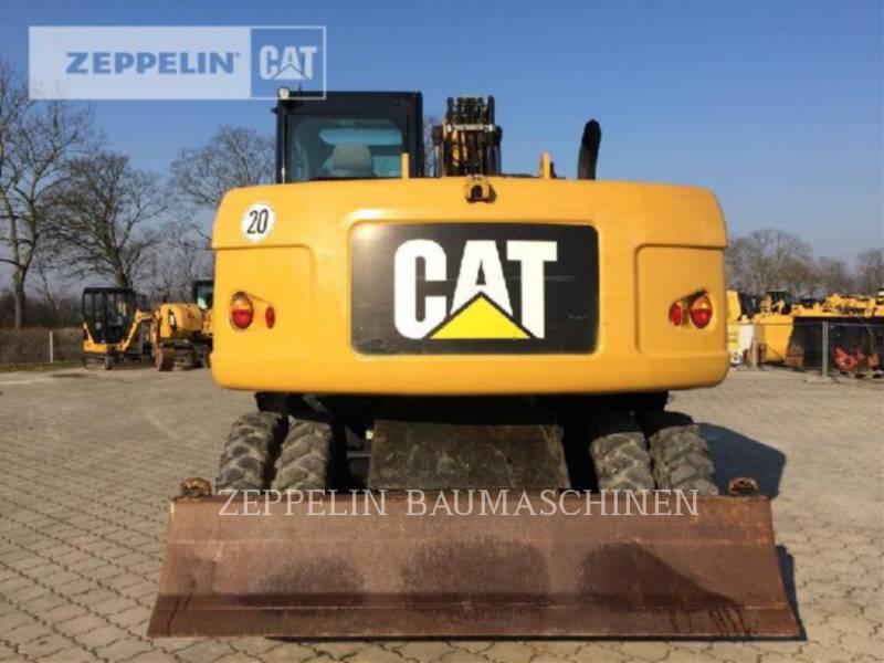 CATERPILLAR MOBILBAGGER M313D equipment  photo 4