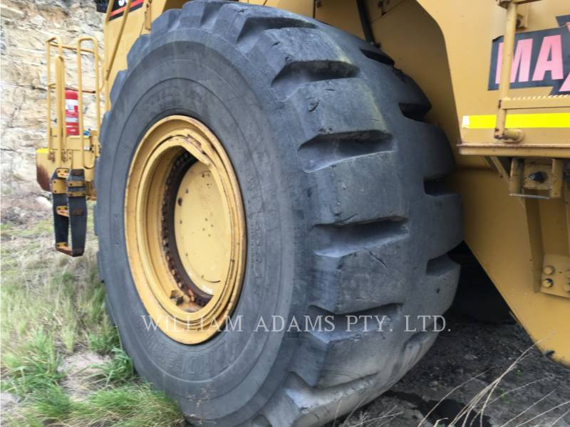CATERPILLAR MINING WHEEL LOADER 992G equipment  photo 9