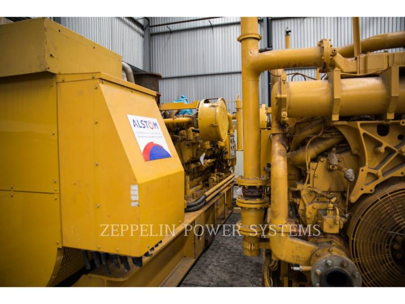 CATERPILLAR STACJONARNY — GAZ ZIEMNY G3516 ENGINE 4 PCS equipment  photo 1