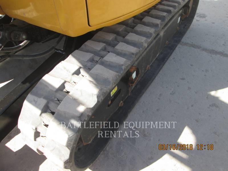 CATERPILLAR PELLES SUR CHAINES 303E CR equipment  photo 10