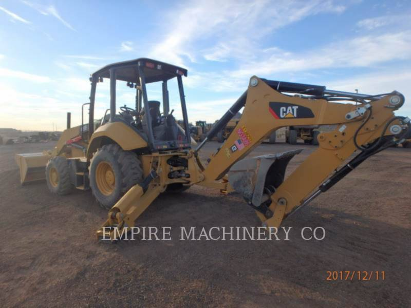 CATERPILLAR RETROEXCAVADORAS CARGADORAS 420F2 4EO equipment  photo 3