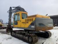 VOLVO KETTEN-HYDRAULIKBAGGER EC240B NLC equipment  photo 7
