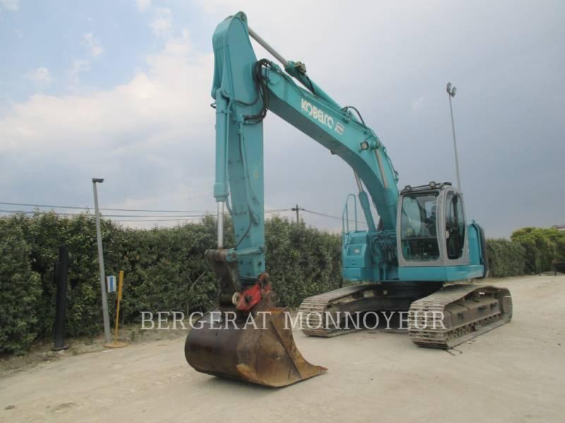 KOBELCO / KOBE STEEL LTD TRACK EXCAVATORS SK235 equipment  photo 1