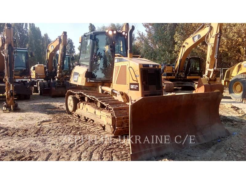CATERPILLAR TRACK TYPE TRACTORS D6KXL equipment  photo 2