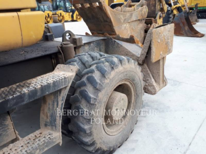 CATERPILLAR WHEEL EXCAVATORS M315D equipment  photo 15