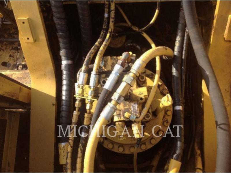 CATERPILLAR TRACK EXCAVATORS 330CL MH equipment  photo 17