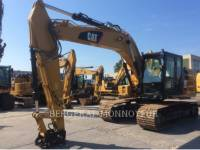 Equipment photo CATERPILLAR 318FL KETTEN-HYDRAULIKBAGGER 1