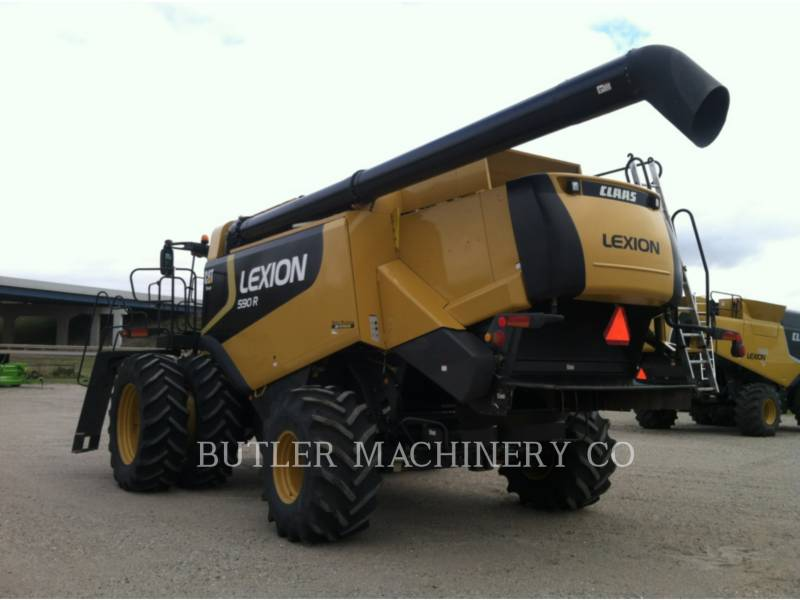 LEXION COMBINE KOMBAJNY 590R equipment  photo 4