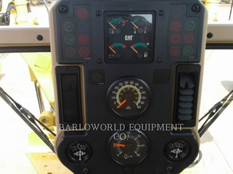 CATERPILLAR АВТОГРЕЙДЕРЫ 140 K equipment  photo 13