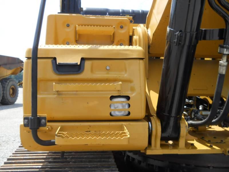 CATERPILLAR TRACK EXCAVATORS 336FL equipment  photo 17