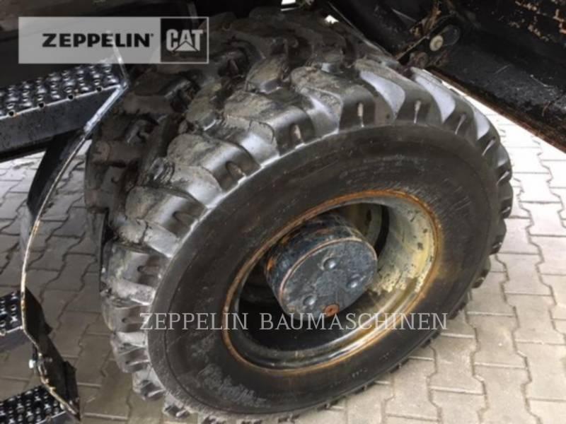 CATERPILLAR MOBILBAGGER M322D equipment  photo 11