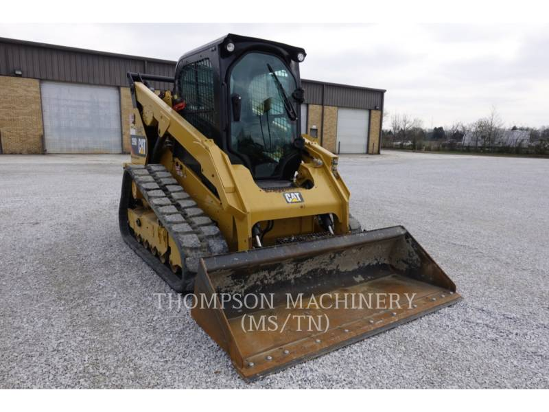 CATERPILLAR MULTITERREINLADERS 299D2 equipment  photo 1