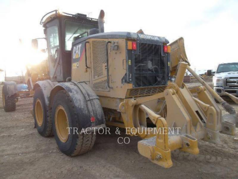 CATERPILLAR MOTONIVELADORAS 140M equipment  photo 3