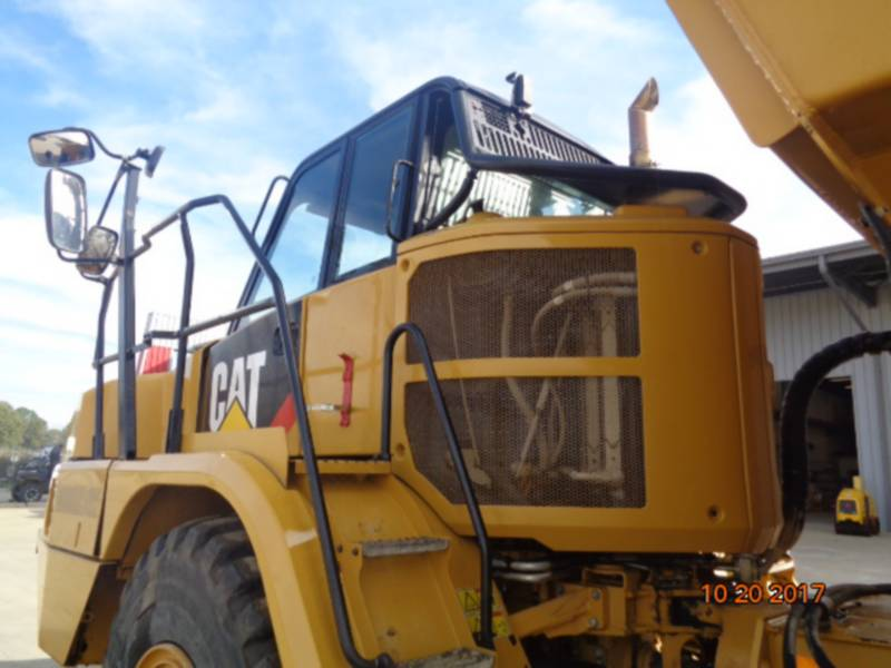 Caterpillar CAMIOANE ARTICULATE 730C equipment  photo 15
