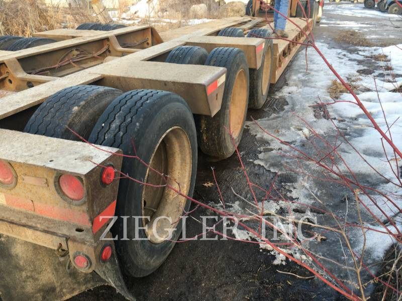 E.D. ETNYRE TRAILERS 55 TON equipment  photo 4