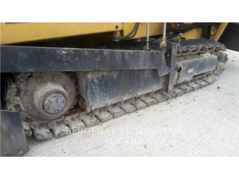CATERPILLAR ASPHALT PAVERS AP 255 E equipment  photo 9
