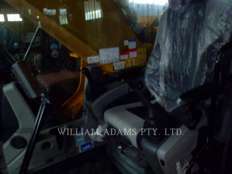 CATERPILLAR TRACK EXCAVATORS 349E equipment  photo 10