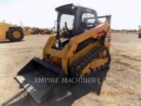 CATERPILLAR スキッド・ステア・ローダ 259D equipment  photo 1