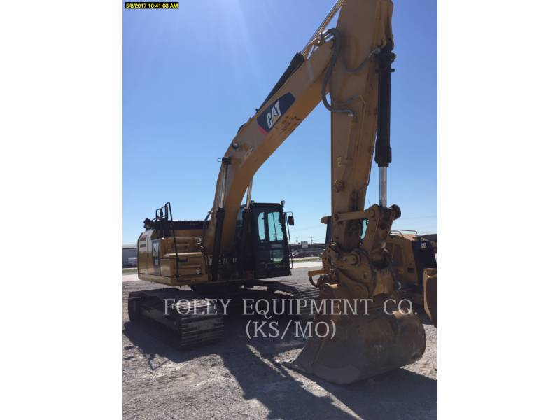 CATERPILLAR TRACK EXCAVATORS 326FL9 equipment  photo 2