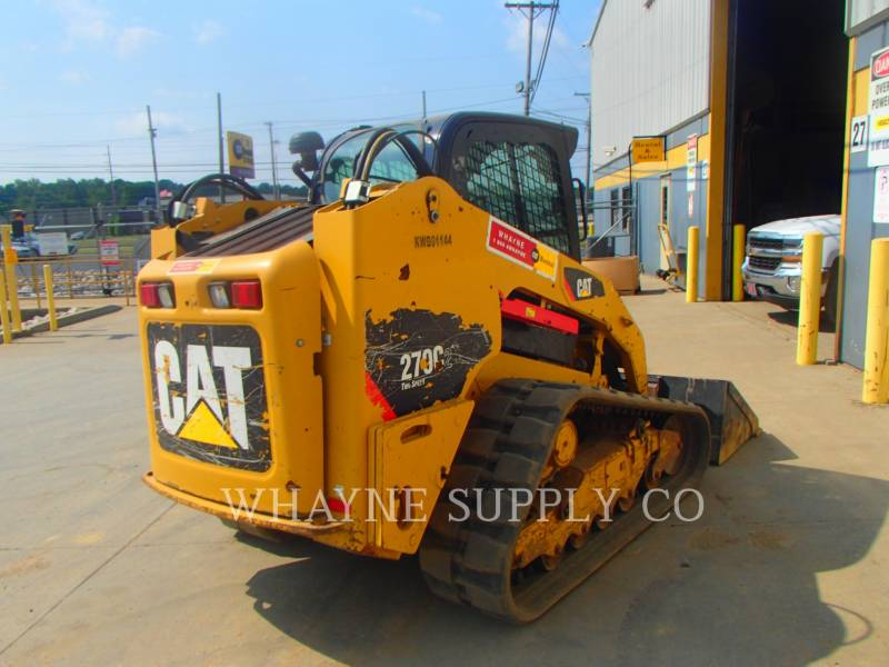 CATERPILLAR DELTALADER 279C2 equipment  photo 3
