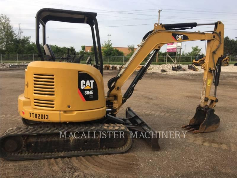 CATERPILLAR PELLES SUR CHAINES 304ECR equipment  photo 2