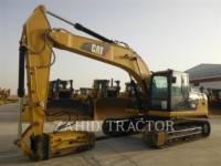 Equipment photo CATERPILLAR 320D2L TRACK EXCAVATORS 1