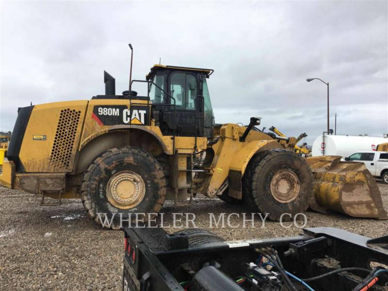 CATERPILLAR CARGADORES DE RUEDAS 980M equipment  photo 7