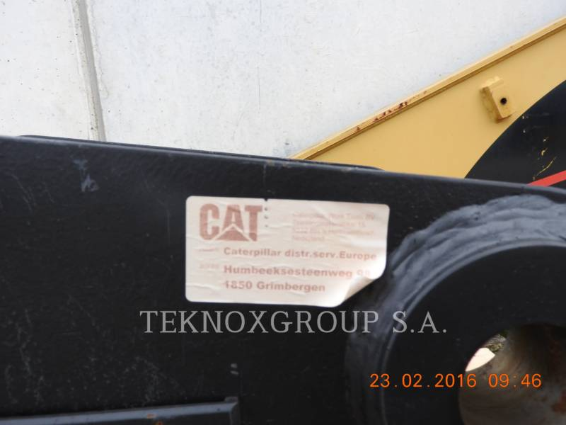 CATERPILLAR WT - ATTACHE RAPIDE CONNECTION PLATE H115/317 equipment  photo 2