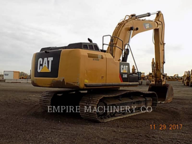 CATERPILLAR トラック油圧ショベル 336EL equipment  photo 10