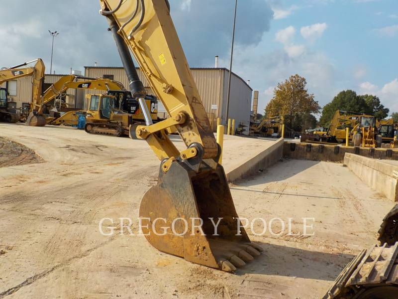 Caterpillar EXCAVATOARE PE ŞENILE 329F L equipment  photo 20