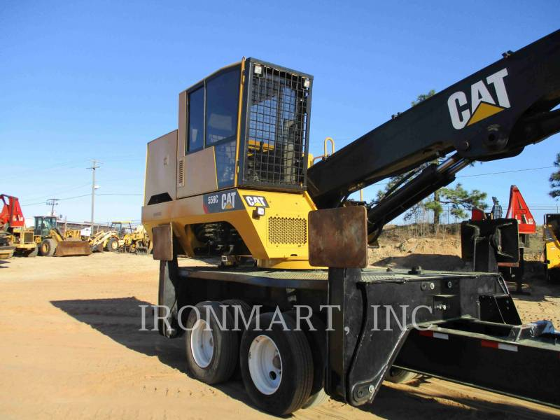 CATERPILLAR CARGADOR FORESTAL 559CDS equipment  photo 19