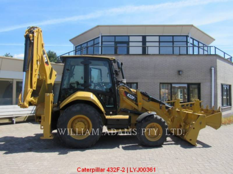 CATERPILLAR BACKHOE LOADERS 432F2LRC equipment  photo 5