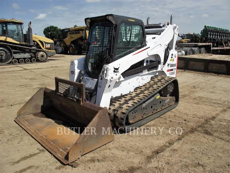 BOBCAT SKID STEER LOADERS T870 equipment  photo 1