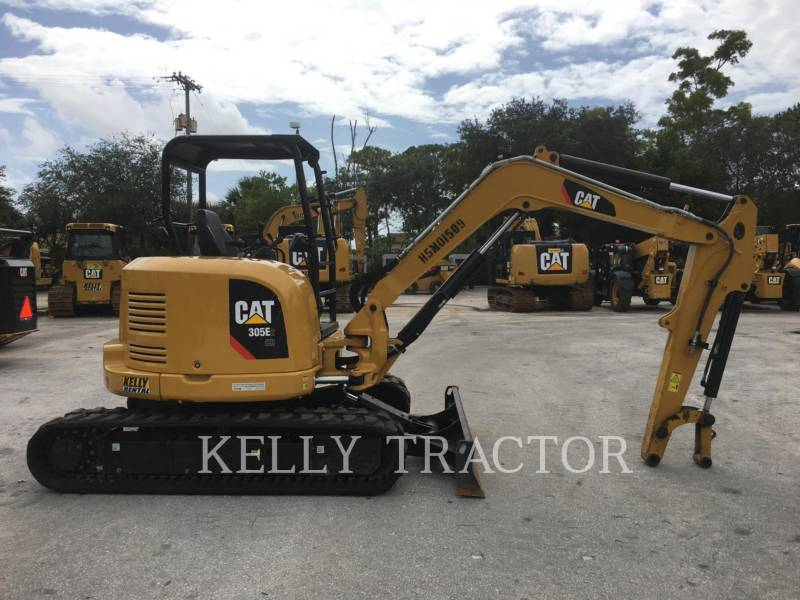 CATERPILLAR ESCAVADEIRAS 305E2CR equipment  photo 8