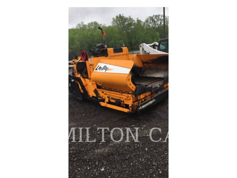 LEE-BOY ASPHALT PAVERS 8510HD equipment  photo 1