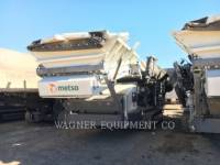 Equipment photo METSO ST2.4 TRITURADORAS 1