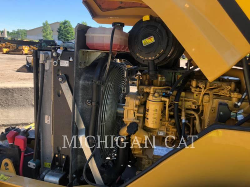 CATERPILLAR VIBRATORY SINGLE DRUM SMOOTH CS44 equipment  photo 3