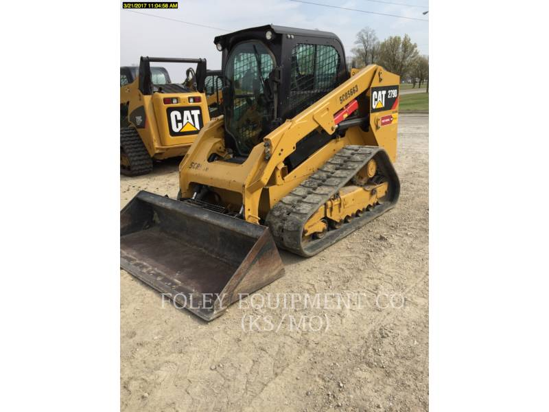 CATERPILLAR MINICARGADORAS 279DSTD2CA equipment  photo 1