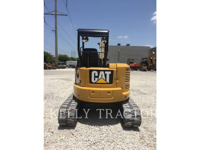 CATERPILLAR PELLES SUR CHAINES 305.5E2CR equipment  photo 5