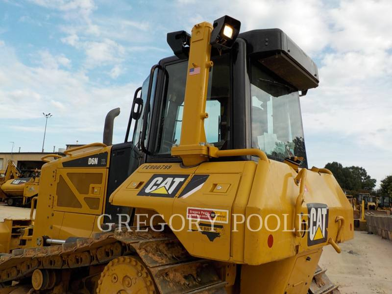 CATERPILLAR TRACTEURS SUR CHAINES D6N XL C1 equipment  photo 10