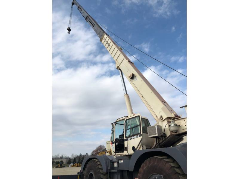 TEREX CORPORATION CRANES RT780 equipment  photo 23
