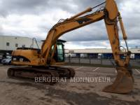 CATERPILLAR TRACK EXCAVATORS 318C equipment  photo 4