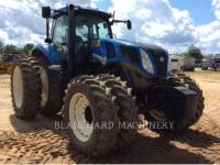 Equipment photo NEW HOLLAND LTD. T.8330 TRACTOARE AGRICOLE 1