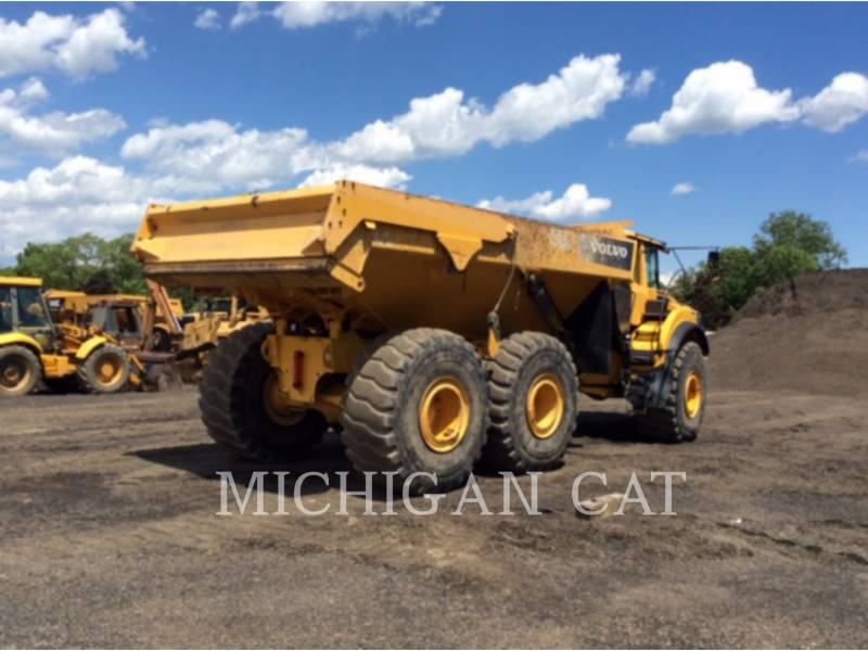 VOLVO CONSTRUCTION EQUIPMENT ARTICULATED TRUCKS A40F equipment  photo 4